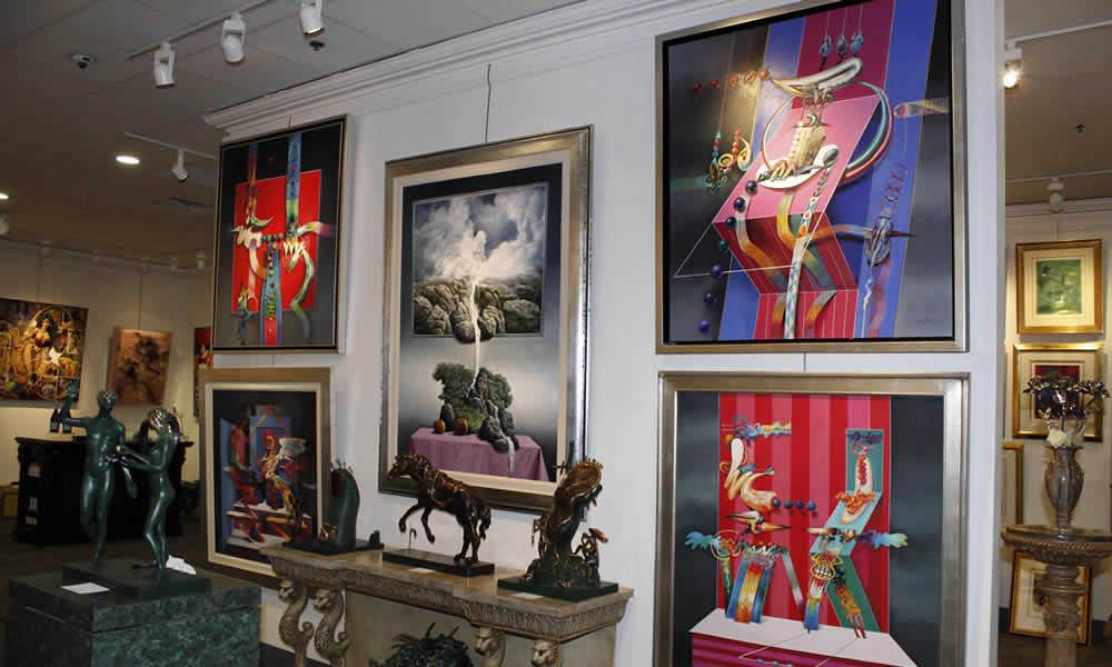 Centaur Art Gallery