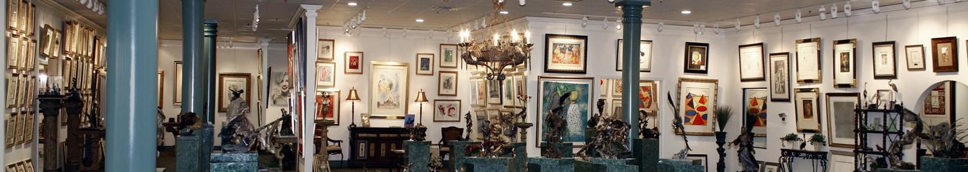 Centaur Gallery of Las Vegas, Nevada - Fine Artistic Works