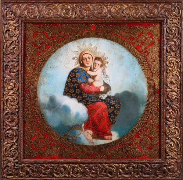 Madona en el Cielo