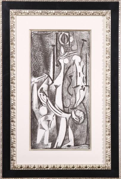 Venus et L'Amour ( D'Apres Cranach)