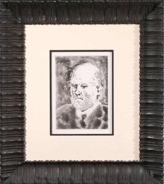 Portrait de Vollard, III