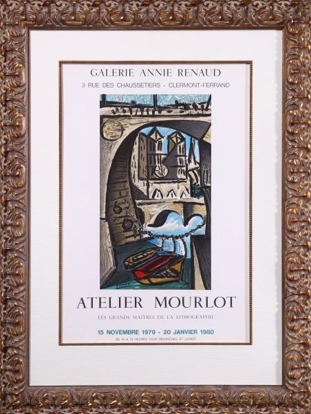 Atelier Mourlot les Grands Maîtres de la Lithographie (Mourlot Workshop Grand Masters of Lithography)