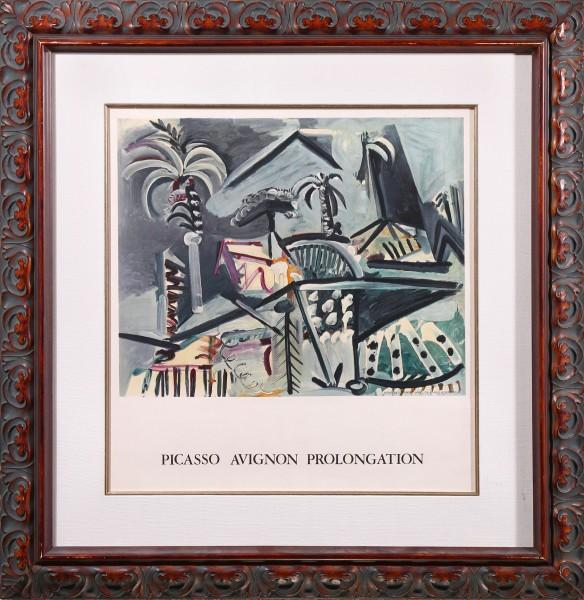 Picasso Avignon Prolongation