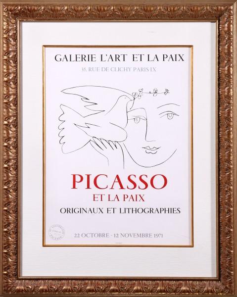 Picasso et la Paix