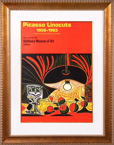 Picasso Linocuts 1958-1963 The Computer Applications Incorporated Collection