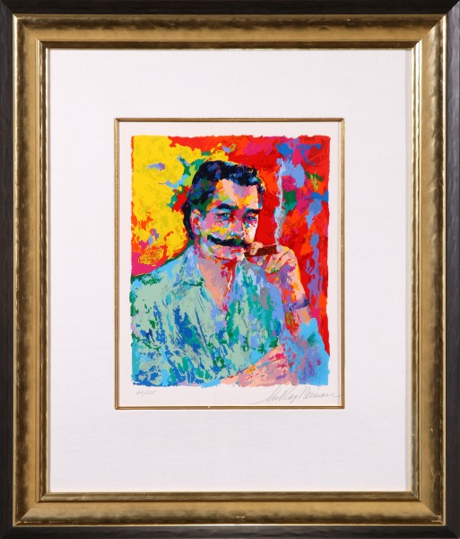 The Artist - LeRoy Neiman