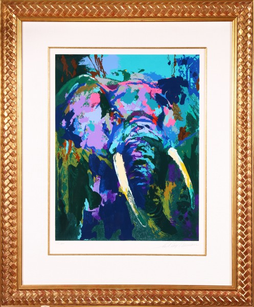 Portrait of the Elephant