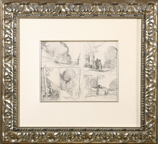 Le Jardin De Pericles, Le Grand Bucheron, L'Alles Des Peintres, La Tour D' Henri Vlll, Griffonnage