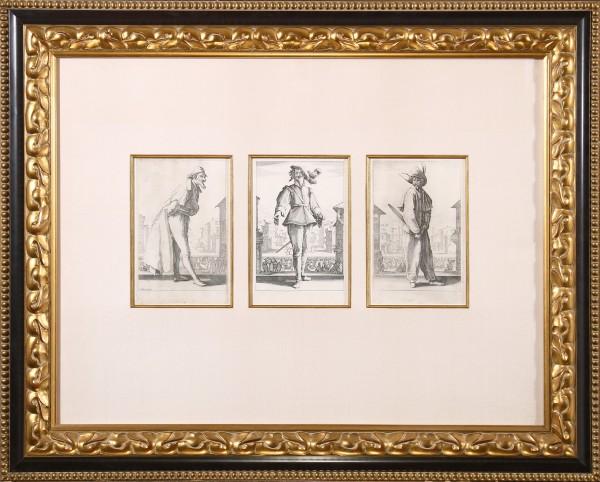 Les Trois Pantalones