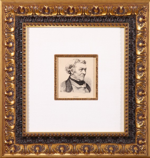 Portrait of Corot