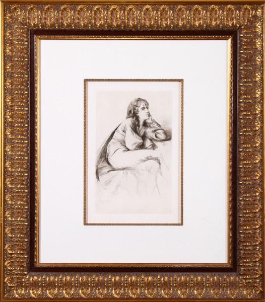 Portrait of Thomas Haden