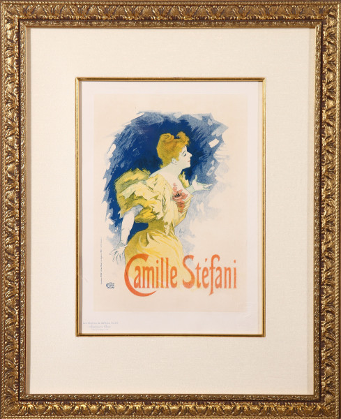 Camille Stefani