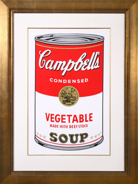 Campbells Vegetable Soup