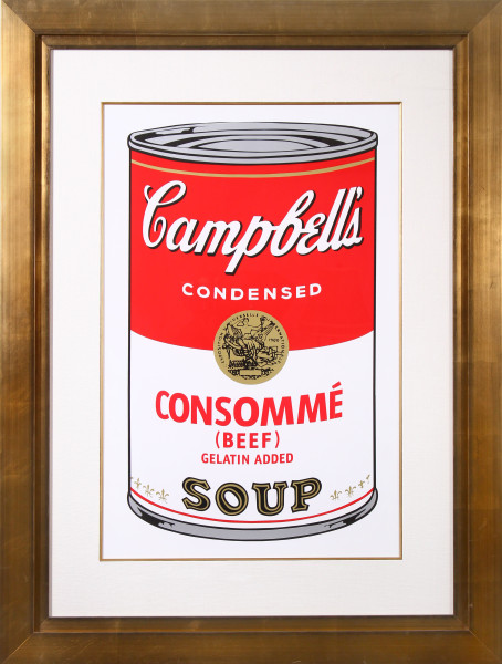 Cambells Consomme (Beef) Soup