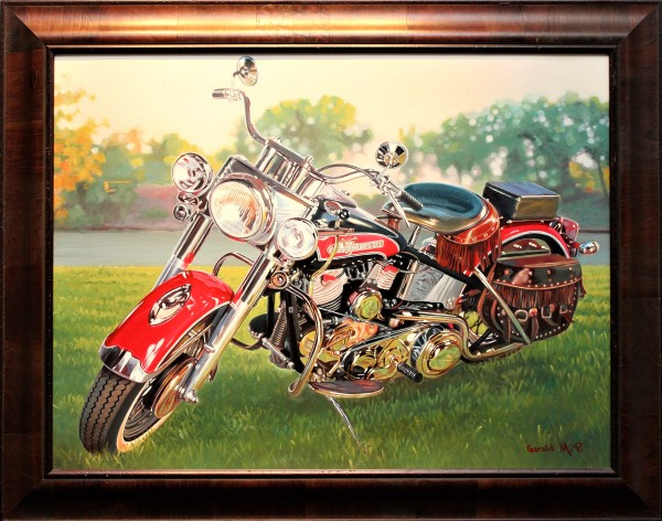 Harley Davidson 1952