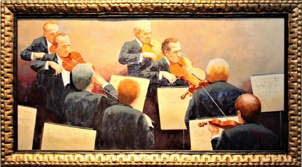 Violas Y Violines