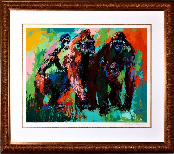 Neiman - Gorilla Family 46528