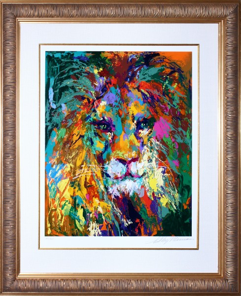Neiman - Portrait of the Lion 51167