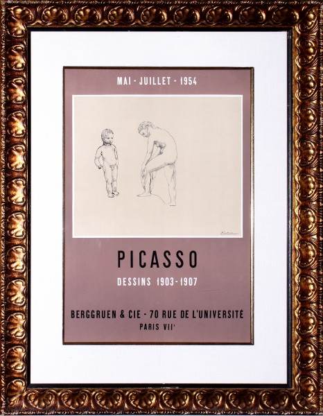 Picasso - Picasso Drawings 23743