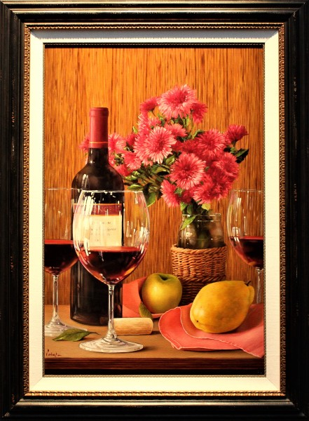 Flowers & Wine