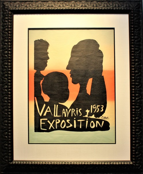Vallauris Expostition 1953