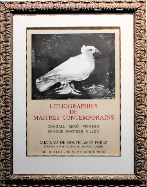 Lithographs By Contemporary Masters