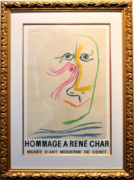 Homage to Rene Char
