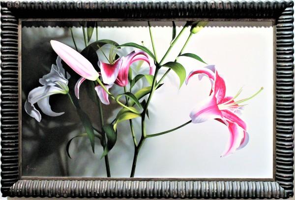 Flores Entre Grises